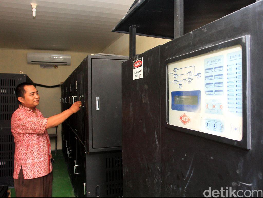 Bareskrim Polri Tahan Tersangka Korupsi UPS Zaenal Soleman