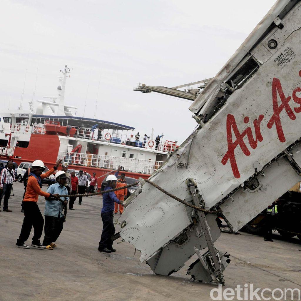 Pemicu Awal Insiden QZ8501, KNKT Minta Airbus Perbaiki Kualitas Komponen