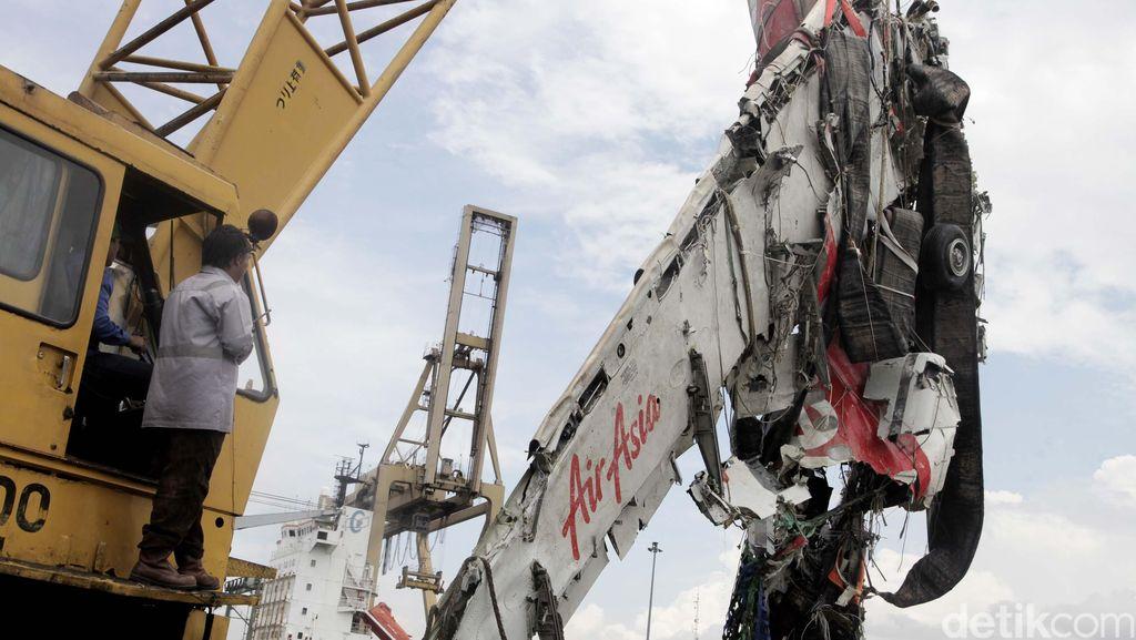Investigasi AirAsia QZ8501, KNKT: Kecelakaan Bukan karena Human Error