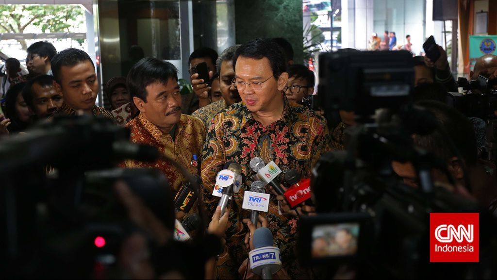 Pedagang PRJ Senayan Tuntut Ganti Rugi, Ahok Pasang Badan untuk Djarot