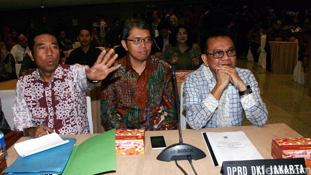Ahok Ajak DPRD Ikut Rapim, Triwisaksana: Sebaiknya Jajaran Pemprov Saja