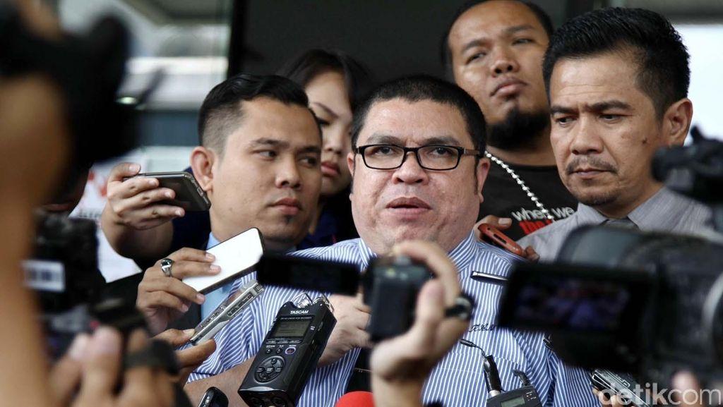 Razman Tak Jadi Ajukan Praperadilan Gatot karena Kasusnya OTT
