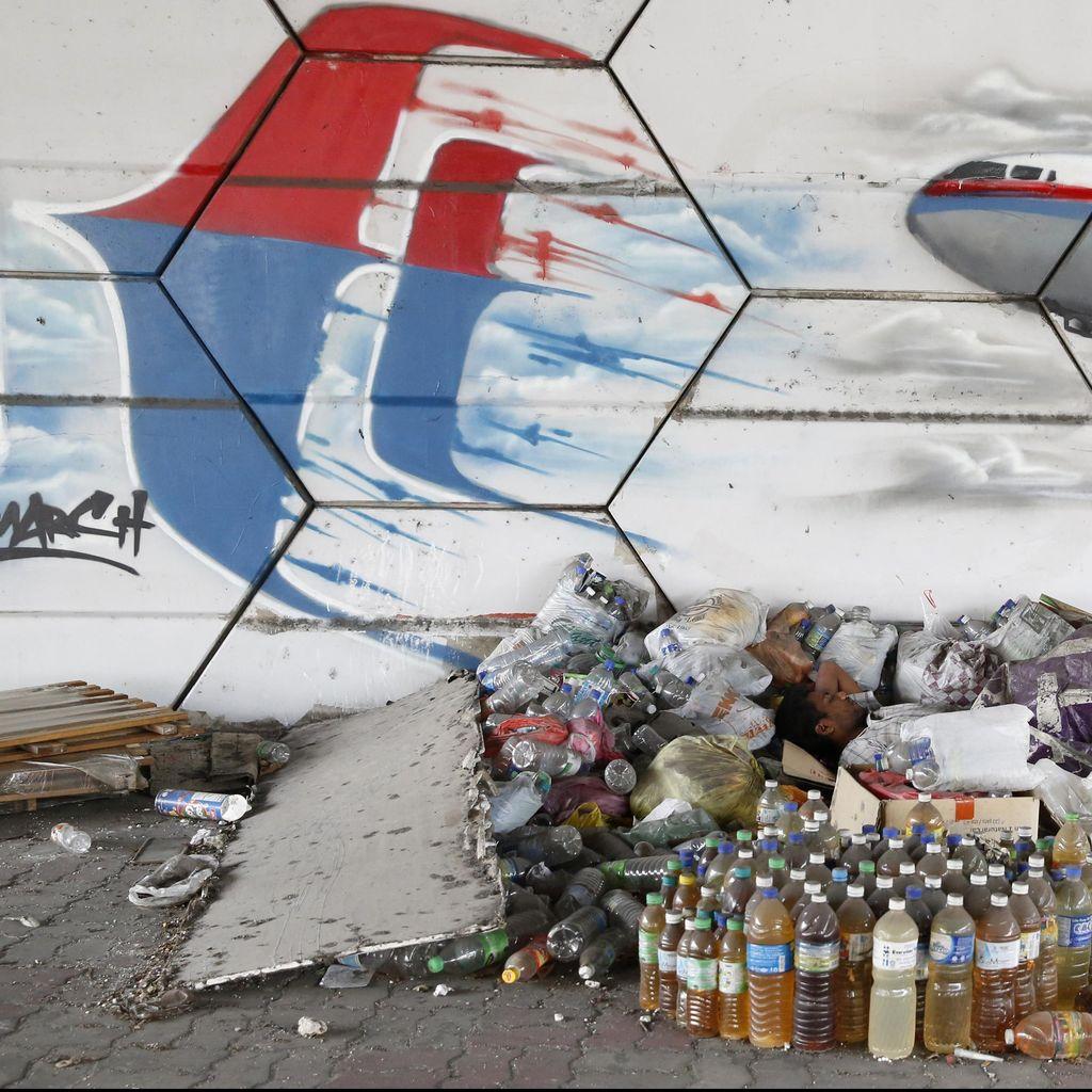 Filipina Tampik Klaim Temuan Puing Diduga MH370