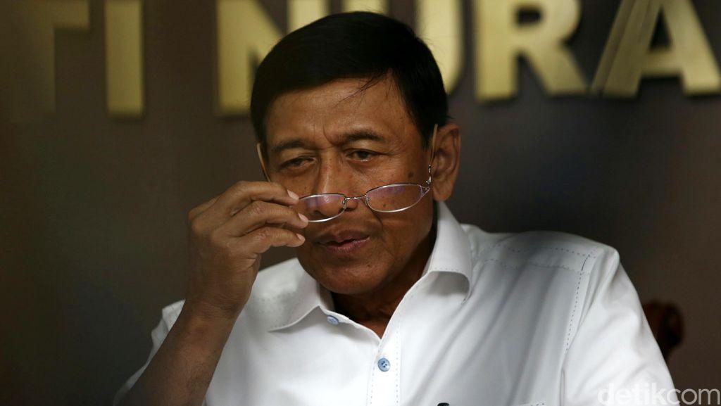 Wiranto: Pemimpin yang Bekerja dengan Hati Nurani Berisiko Dibenci