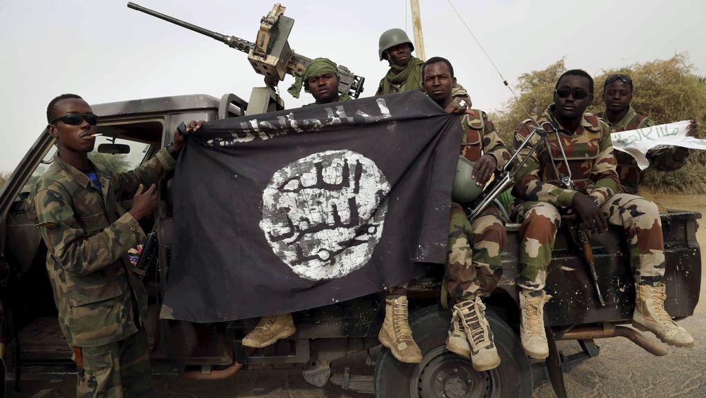 Gadis Pengebom Bunuh Diri Tewaskan 5 Orang di Nigeria