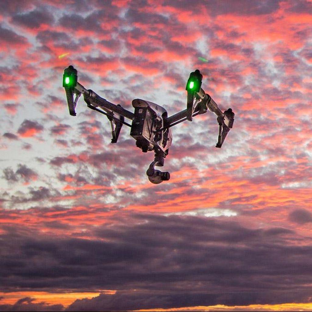 Kemenhub Bentuk Aturan Sertifikasi Bagi Pengguna Drone