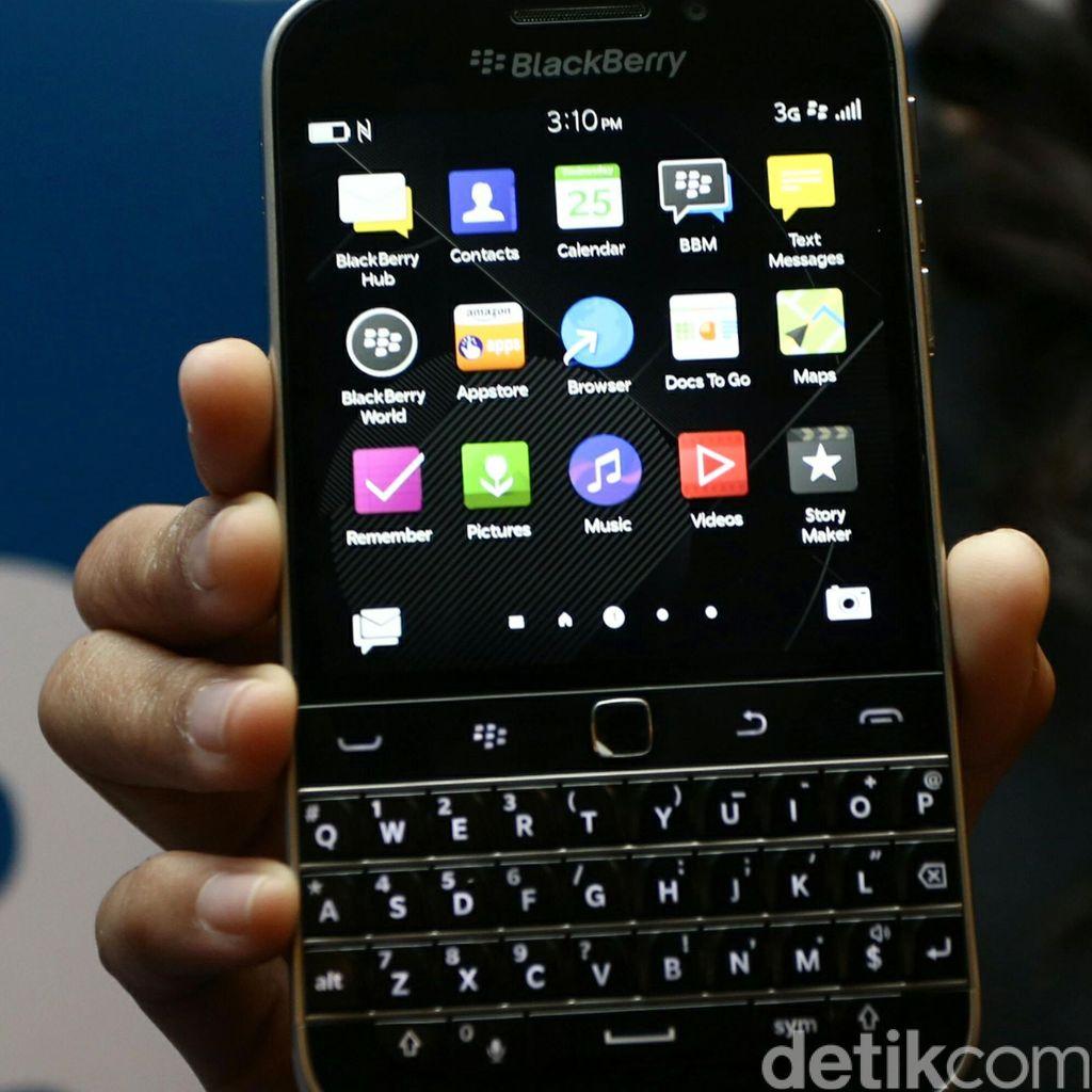 BlackBerry Messenger Berubah Total