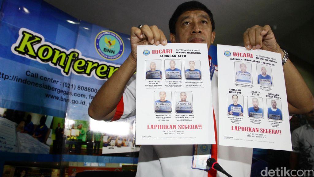 Tahanan Kabur Saat akan Dimasukkan ke Lapas Anak Tanjung Gusta, Medan