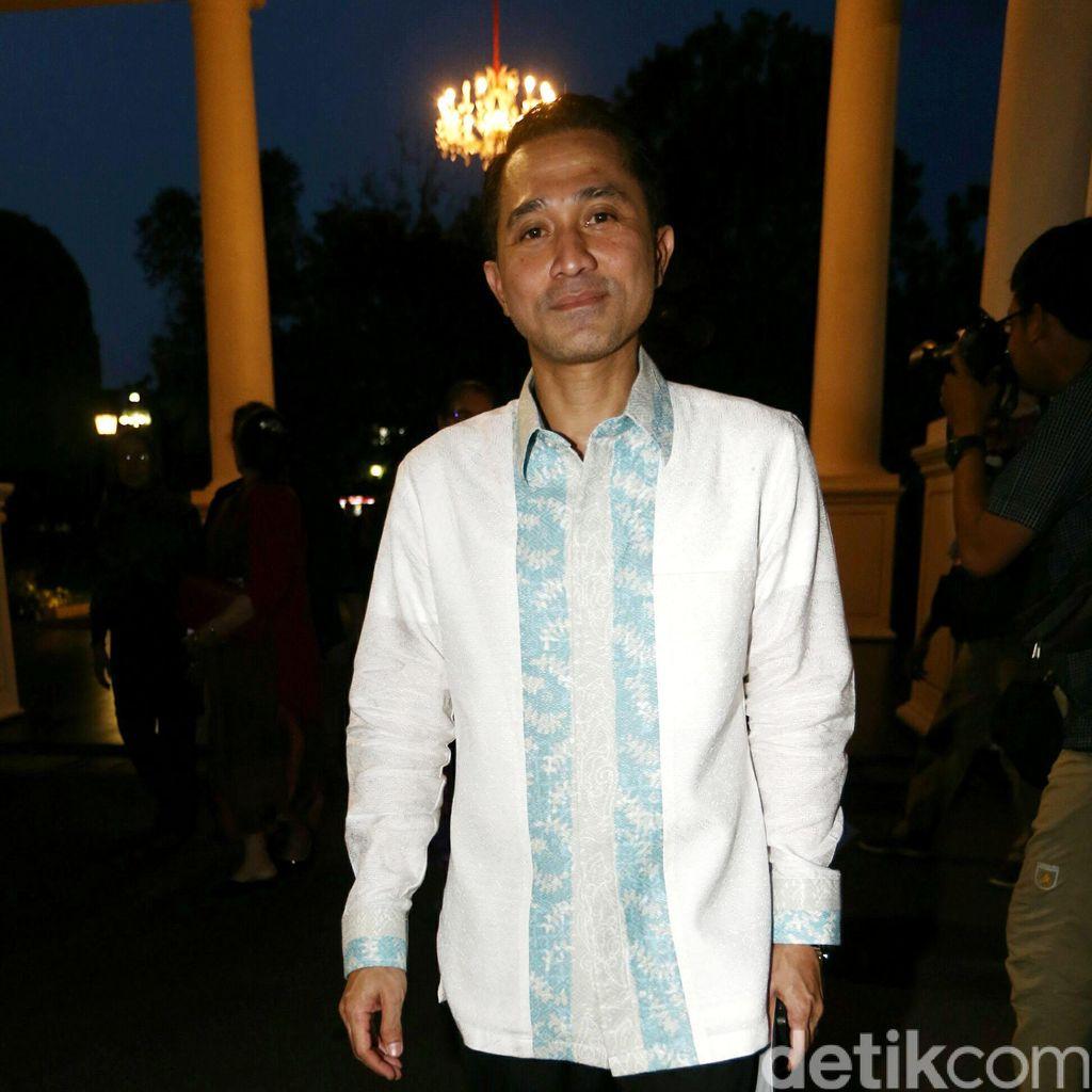 Lukman Sardi Mau Regenerasi Film Tak Hanya Berpusat di Jakarta