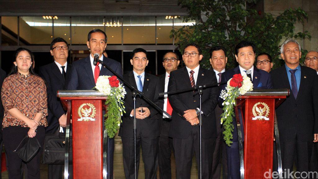 Akankah Jokowi Keluarkan Perppu Calon Tunggal Pilkada Hari Ini?
