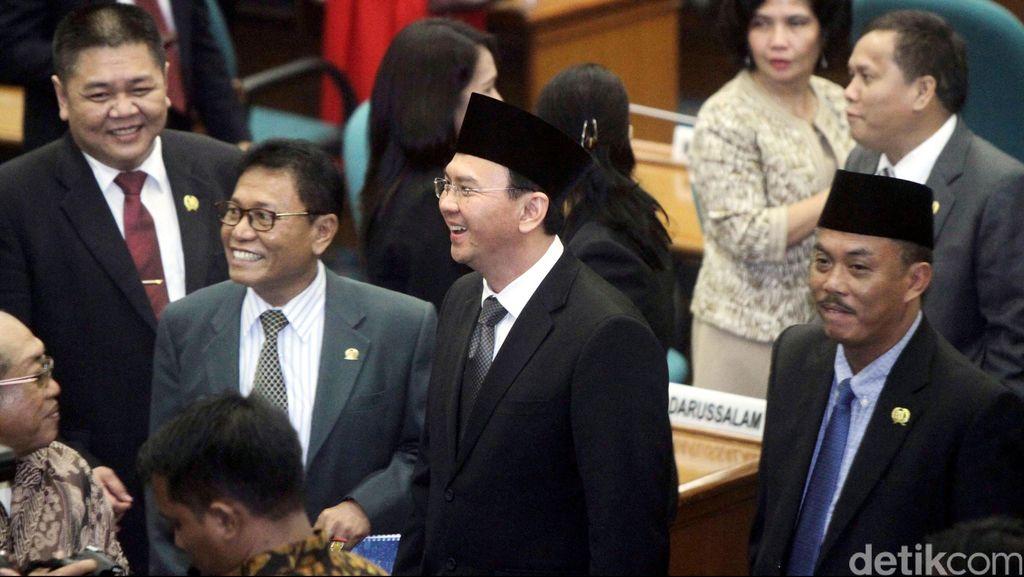 Kompaknya Ahok dan Ketua DPRD Kunci Anggaran Siluman