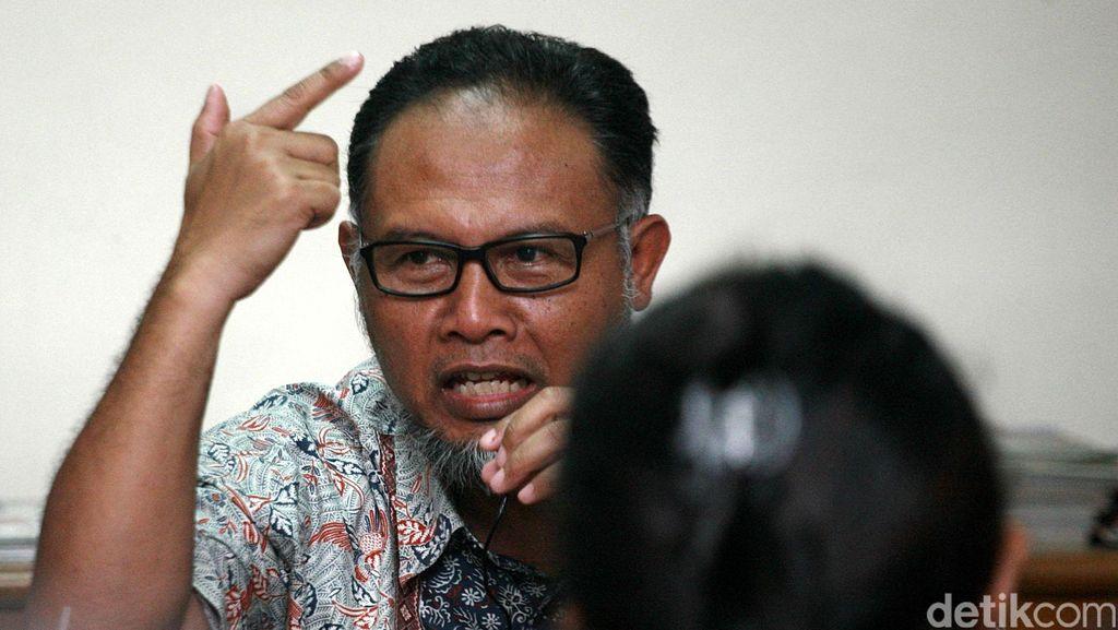 Soal Predikat KPK Lembaga Ad Hoc, BW: Artinya Khusus Bukan Sementara