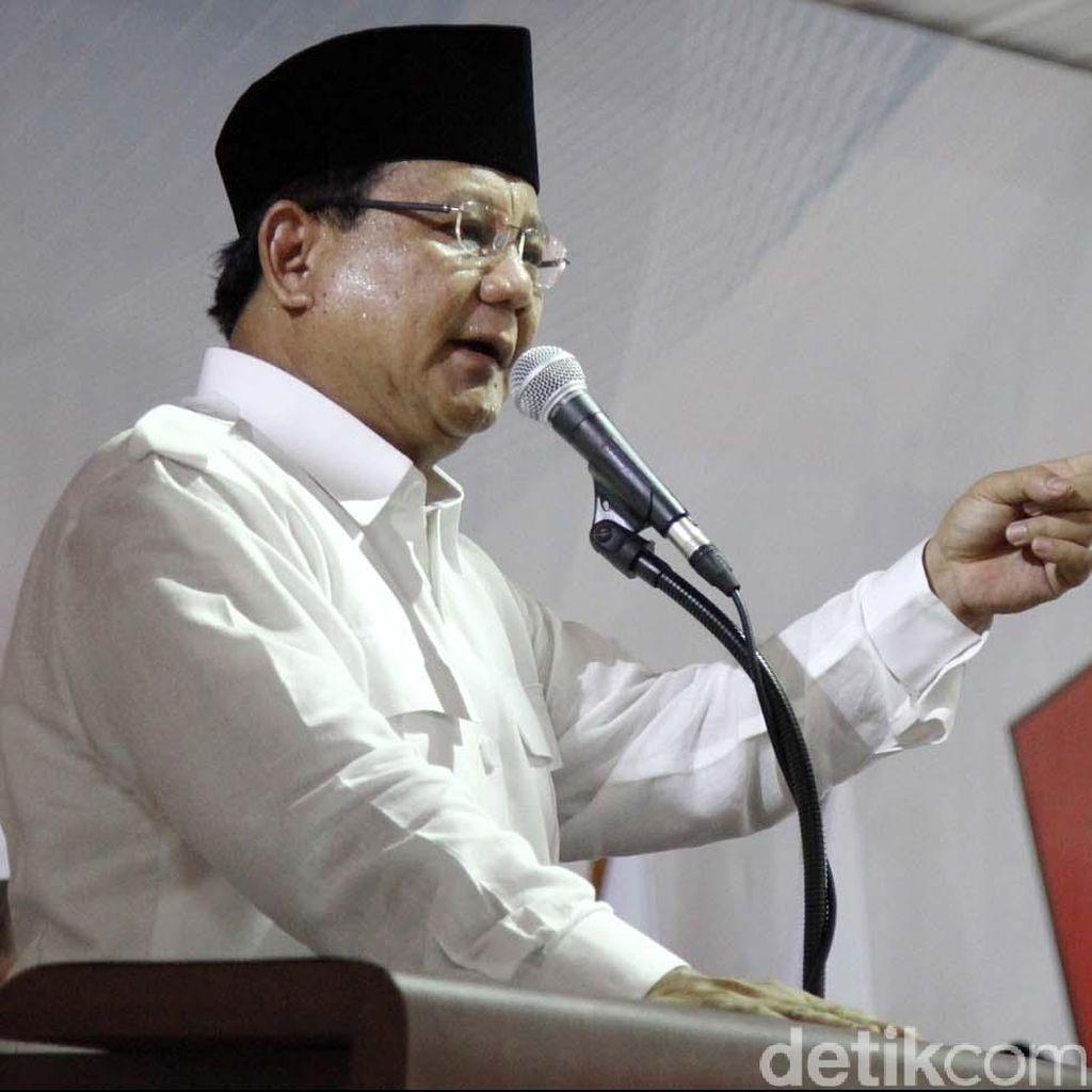 Gerindra: Prabowo Tak Pasang Badan untuk Novanto, Dukung Penuntasan di MKD