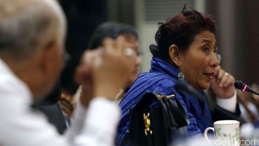 Seskab: Susi Jadi Role Model Penyusunan Anggaran Kementerian