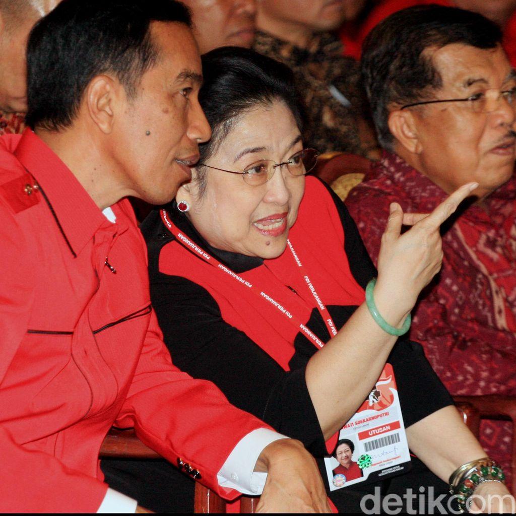 PDIP Ingin Jokowi Terbitkan Perppu Pilkada Agar Daerah Tak Dipimpin Plt