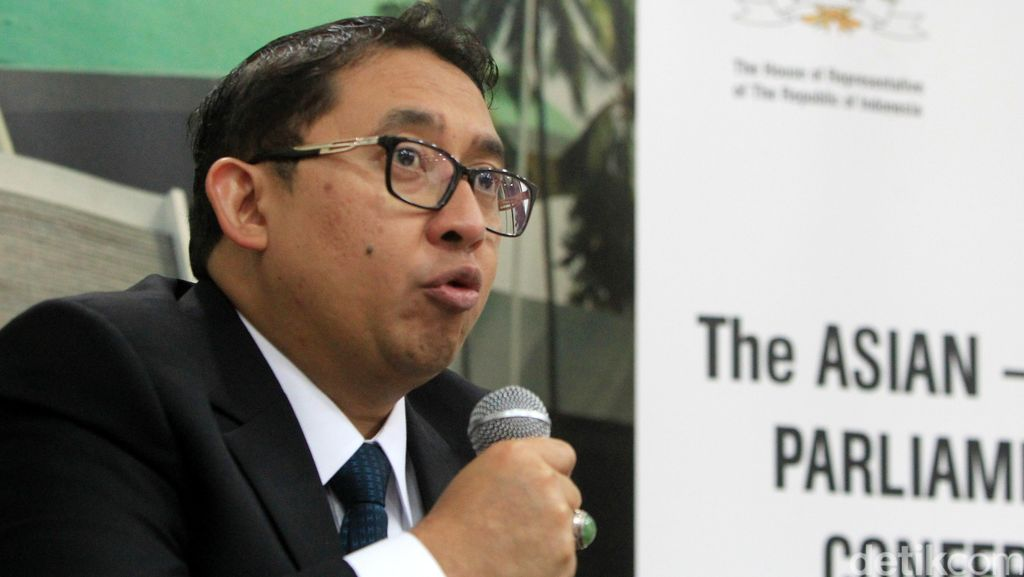 Fadli Zon: Pasal Penghinaan Presiden Hidup Lagi, Kemunduran Hukum