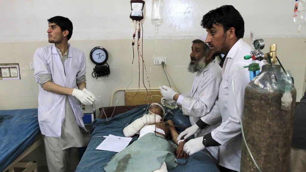 Rentetan Ledakan Bom di Baghdad Tewaskan 21 Orang