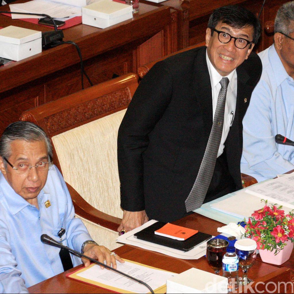 Tok! Baleg Setuju Revisi UU KPK Jadi Usulan DPR, Mulai Dibahas Tahun Ini