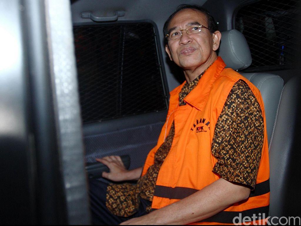Jaksa: Suryadharma Ali Korupsi DOM Rp 1,8 M untuk Liburan, Berobat dan ke Luar Negeri