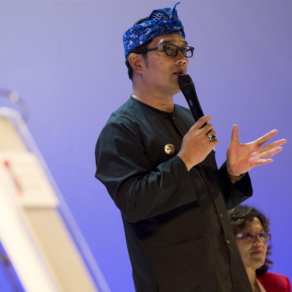 Ridwan Kamil akan Luncurkan <i>Smart Card</i> untuk Transaksi Warga