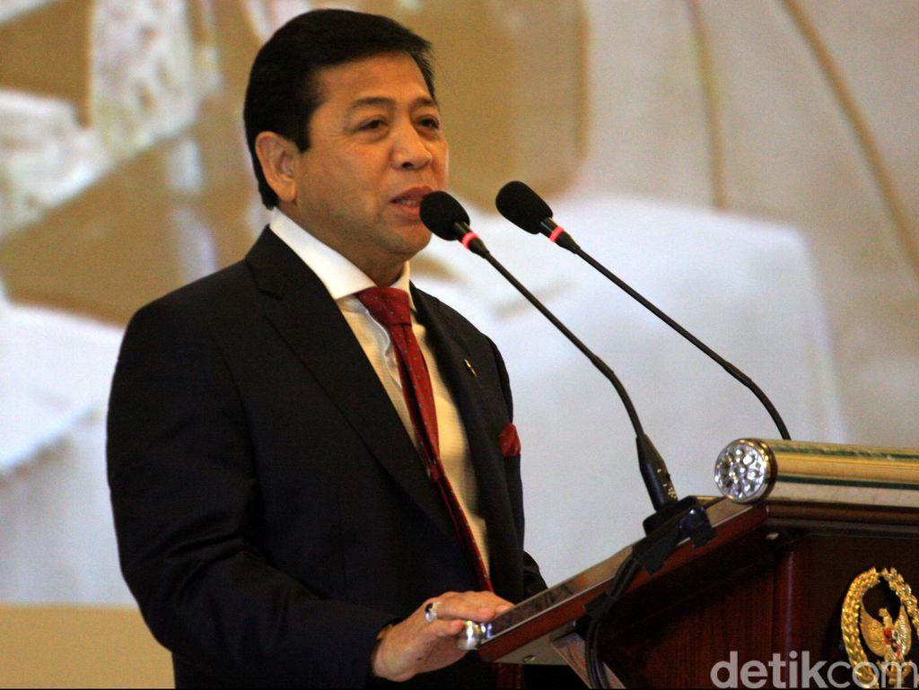 Ketua DPR: Semoga dalam 7 Hari Ada Calon Lain