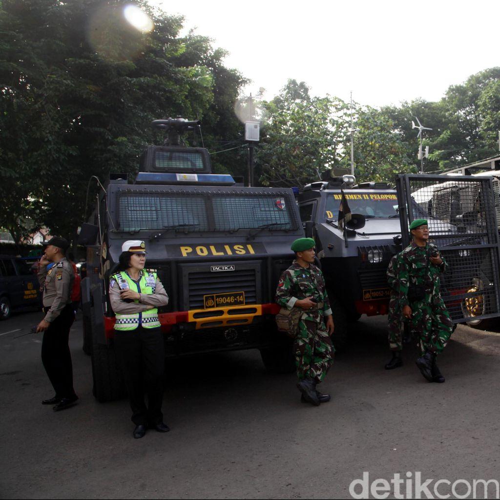 16 Ribu Personel Gabungan Amankan May Day