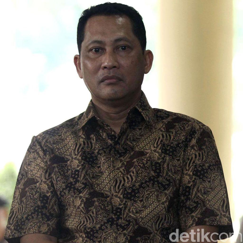Aksi Heboh Komjen Buwas, dari Tangkap BW Hingga Geledah Pelindo II