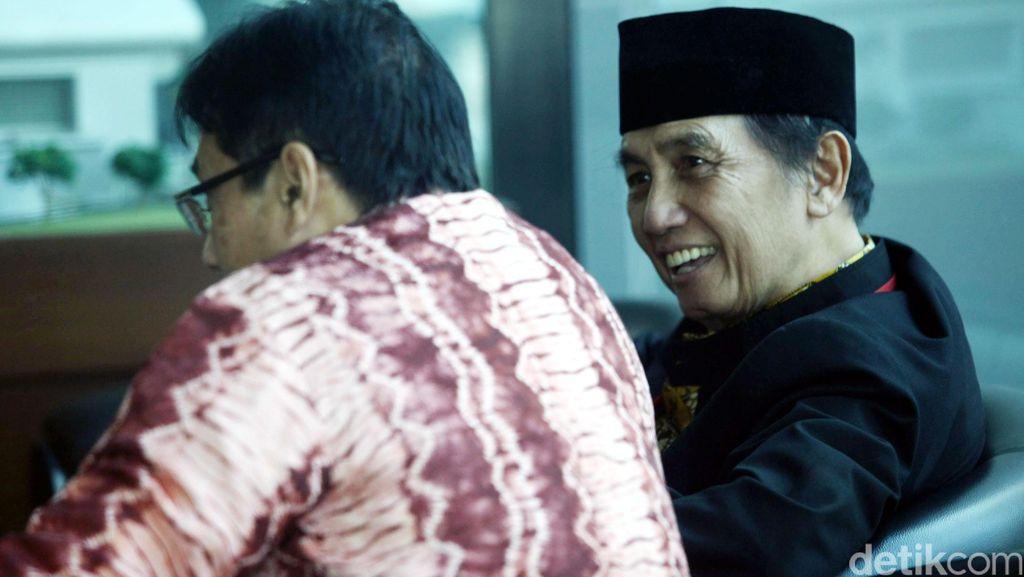 Hakim Berhalangan Hadir, Sidang PK Hadi Purnomo Kembali Ditunda