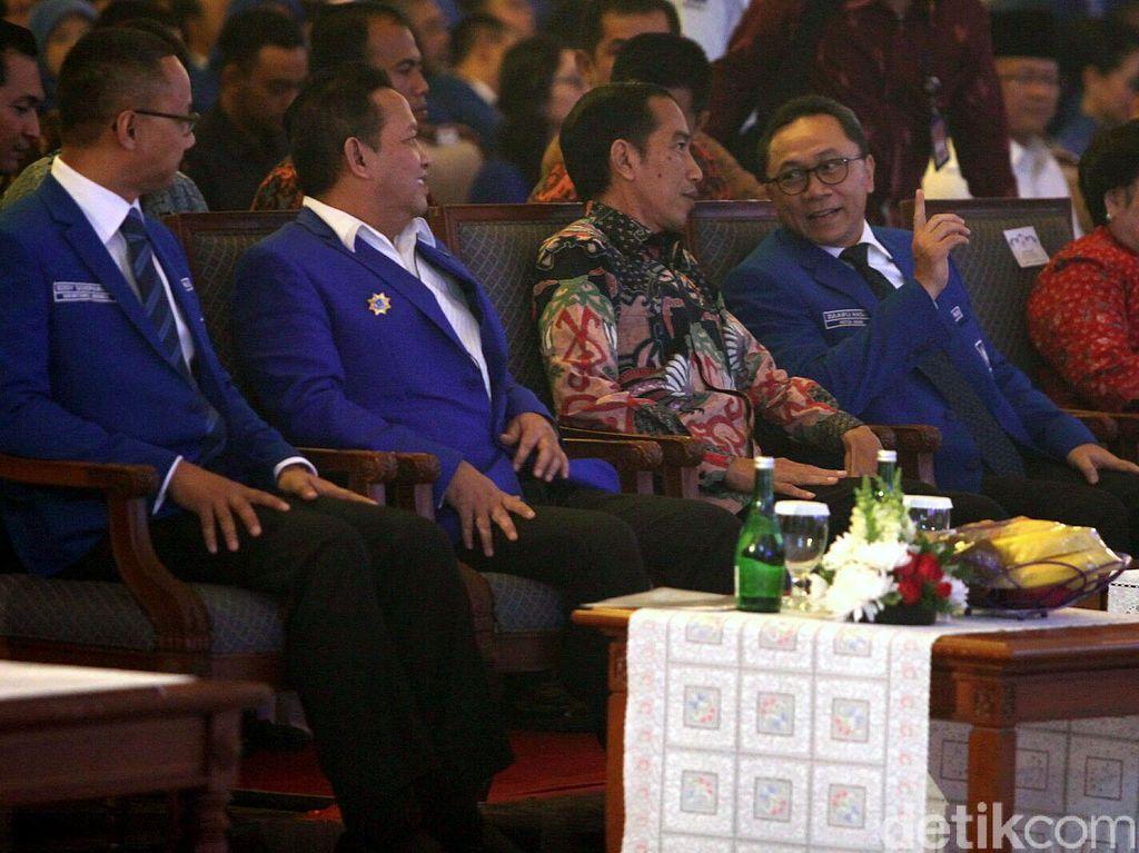 PAN Gabung Pemerintah, PDIP Cs Incar Revisi UU MD3