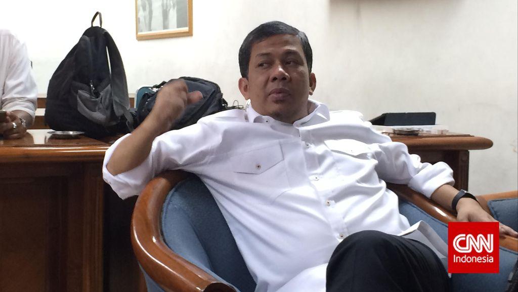 Soal Pasal Penghinaan Presiden, Fahri Hamzah: Pejabat Datang untuk Dihina