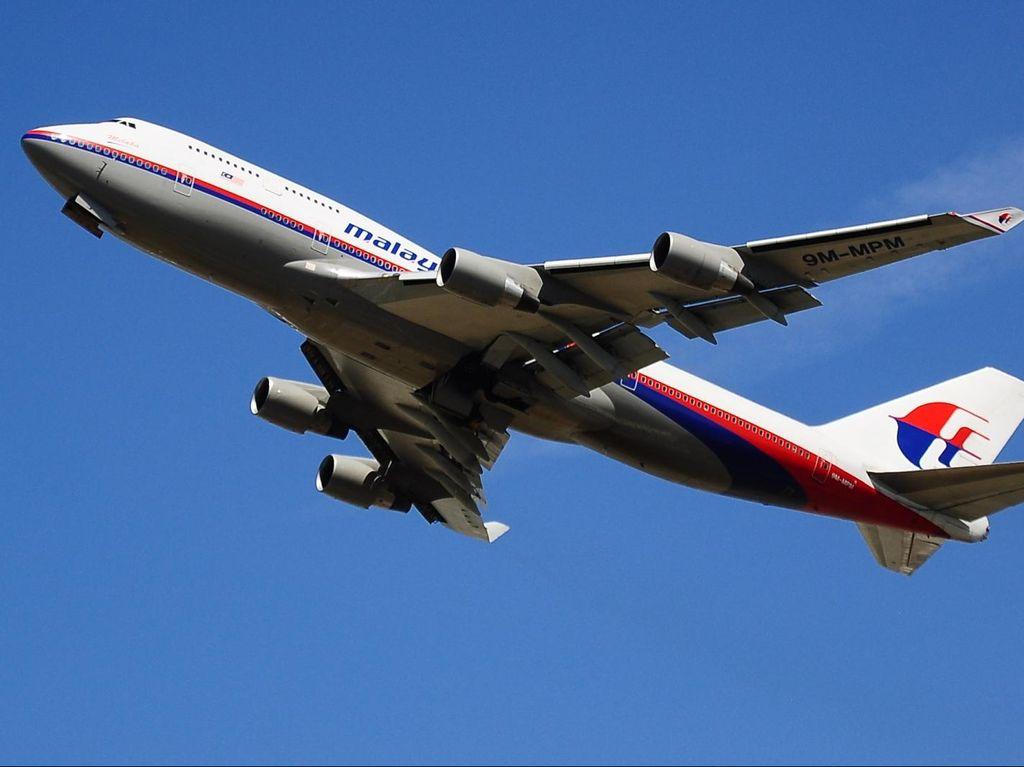 WC Rusak Saat Menempuh Rute MH17, Malaysia Airlines Mendarat di India
