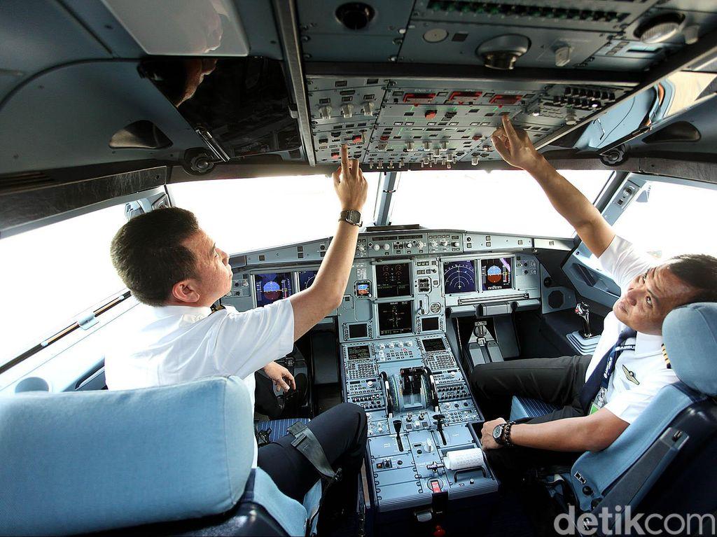 Pesan Untuk Para Pilot Muda: Jangan Paksakan Mendarat Bila Tidak Bisa