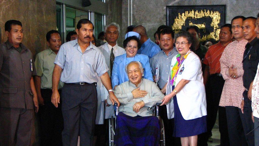 Pembelaan Eks Presiden Soeharto Soal Penyelewengan Dana Rp 4,4 Triliun