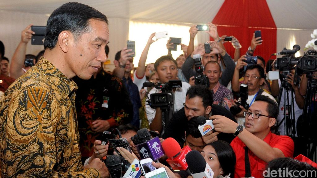 Presiden Jokowi Khawatir Pembangunan Terhambat Jika Daerah Dipimpin Plt