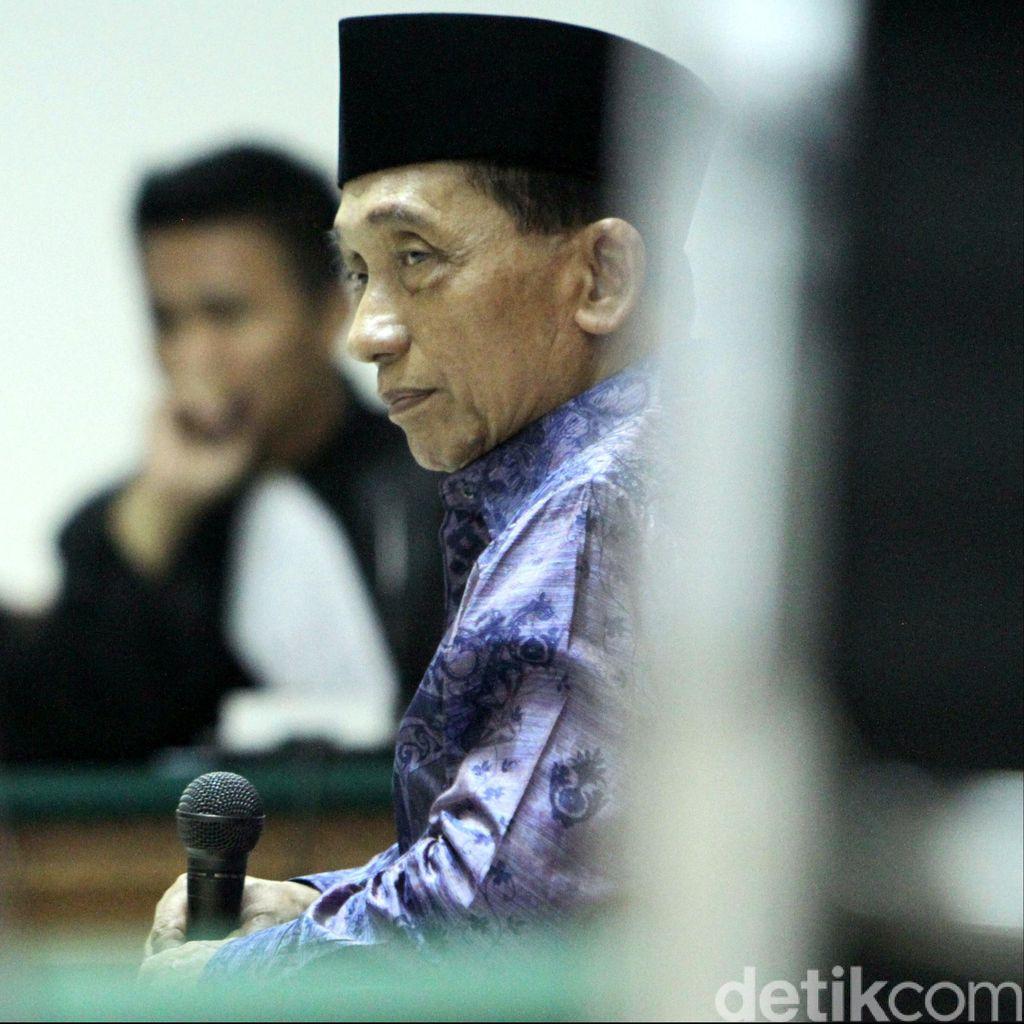 Sita Aset Fuad Amin Rp 250 Miliaran, PT DKI Jakarta: Tuntutan KPK Tepat!