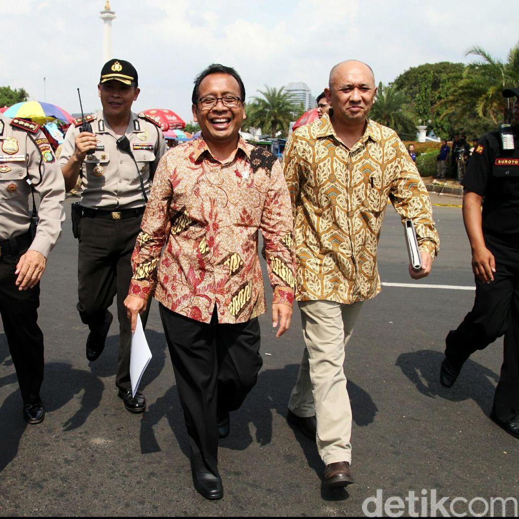 Mensesneg Sebut Sidang Kabinet Paripurna Pekan Ini Bukan Evaluasi Menteri