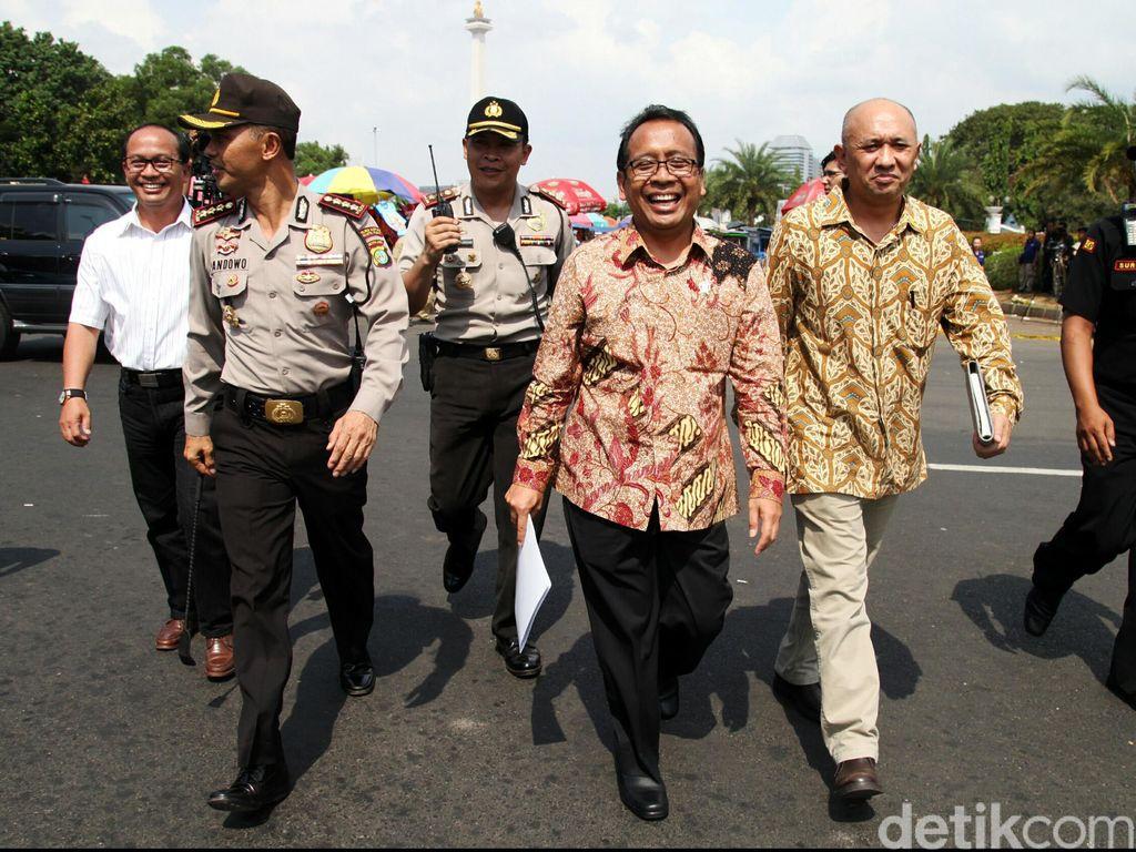 Mensesneg Sampaikan Pesan Jokowi Soal Kasus KY dan Sarpin, ini Isinya
