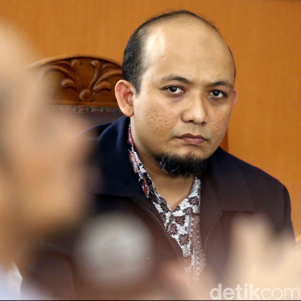 Tepis Kabar Novel Dipindahkan ke BUMN, Ketua KPK: Novel Tetap Pegawai KPK