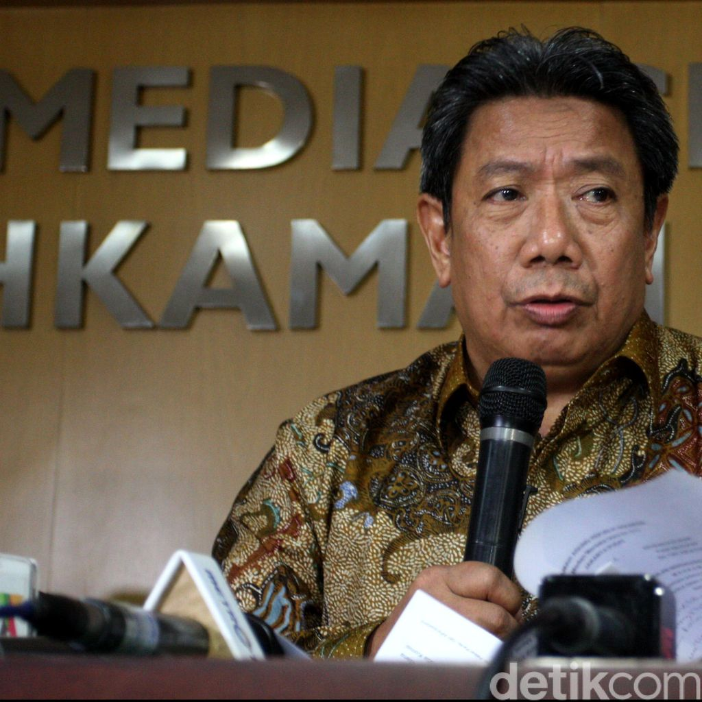 Jubir MA: Royani Dipecat!