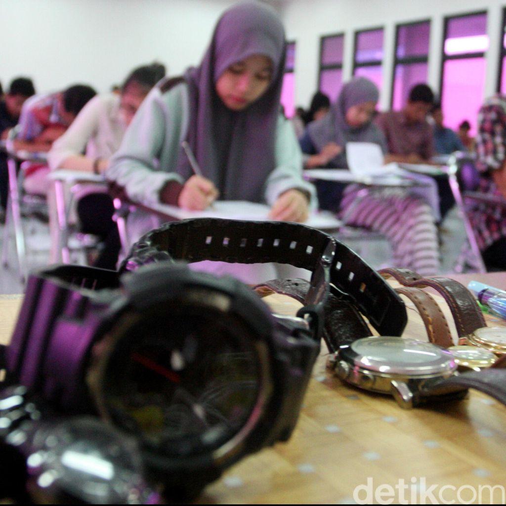 Hari Ini, 46.056 Peserta di Bandung Laksanakan Ujian SBMPTN 2016