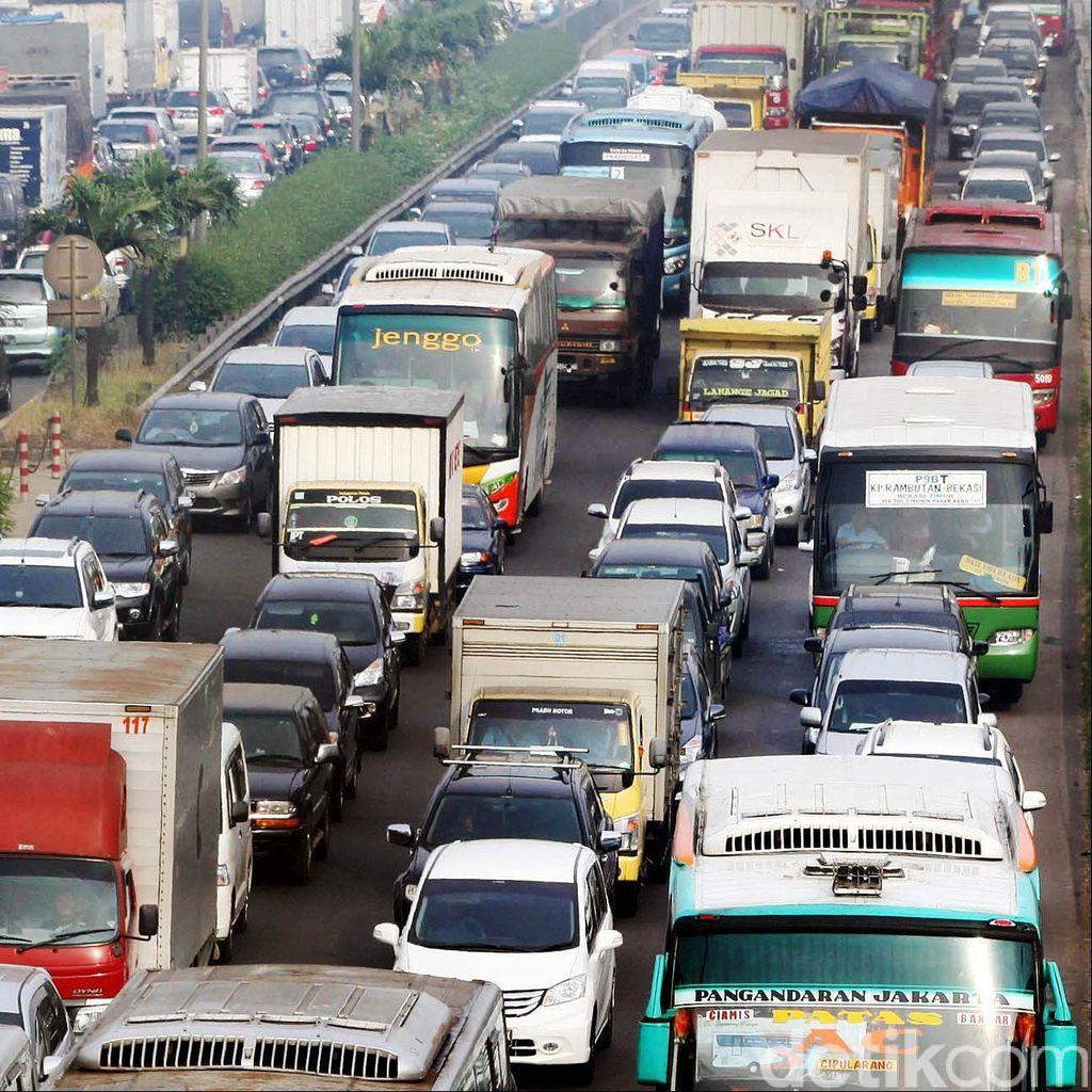 Begini Rekayasa Pengalihan Arus Antisipasi Kemacetan Libur Panjang 4-8 Mei