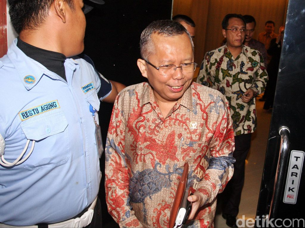 Arsul Sani: Komisi III Tak Akan Terikat Pembidangan Capim KPK