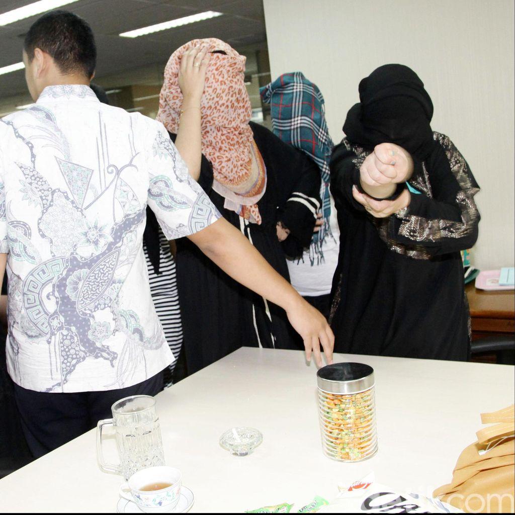 2 Muncikari dan 4 Anak Buahnya Ditangkap Polisi di Medan