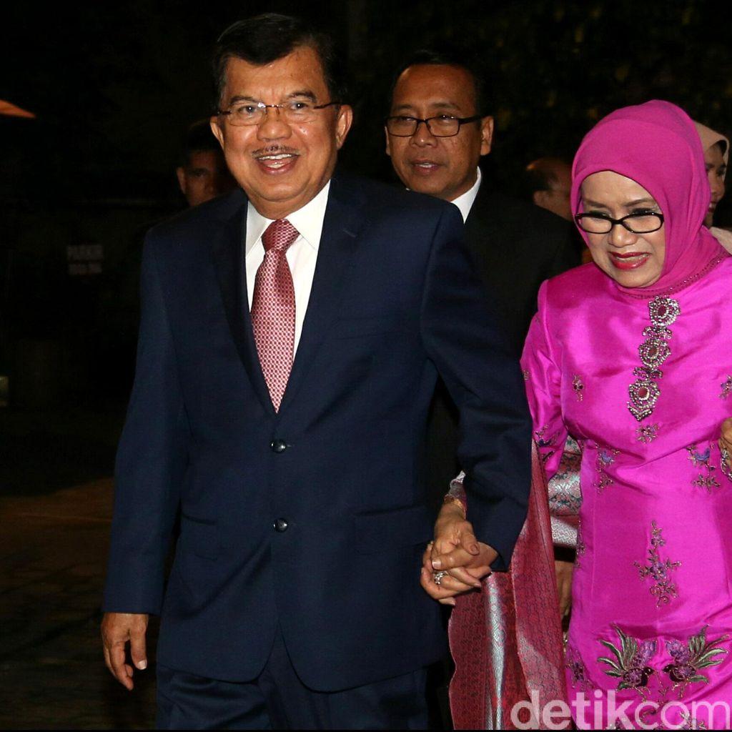 JK Hadiri Kongres GP Ansor, Temui Sultan, dan Kunjungi Puro Pakualaman