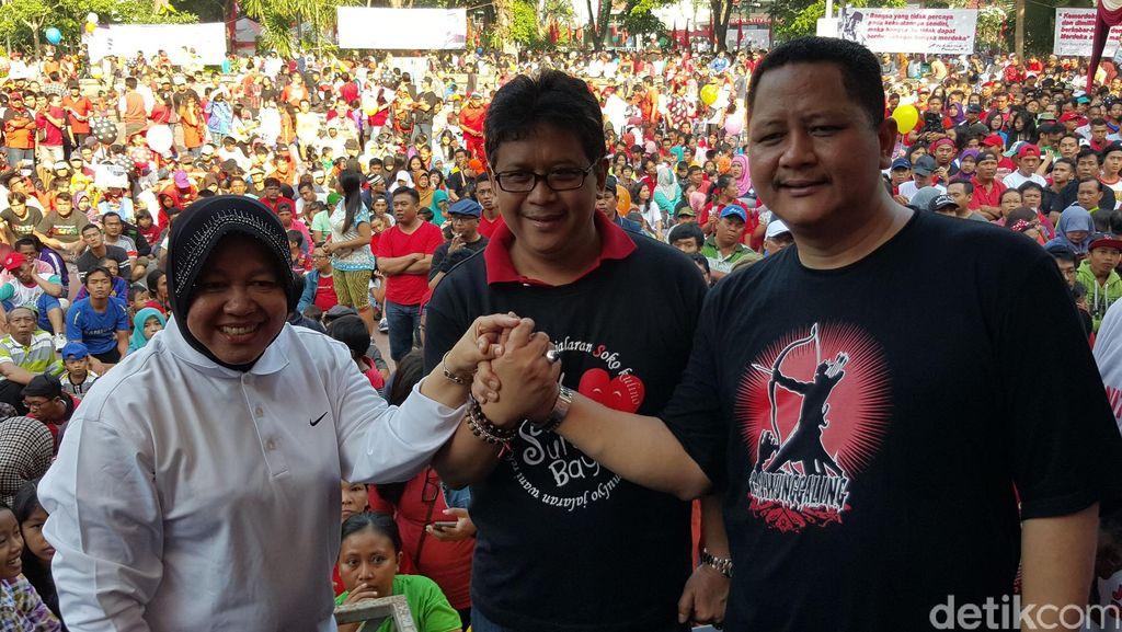 Wawali Kota Surabaya: Ada Parpol Begal Pilkada, KPUD Ikut Bermain