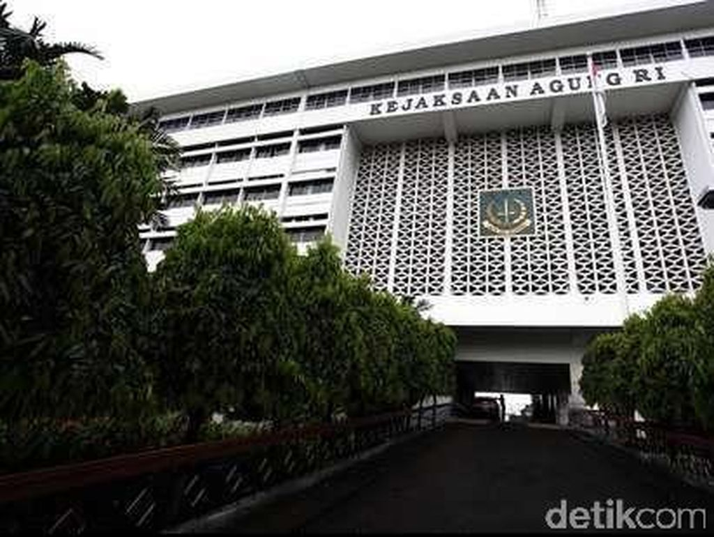 Kejagung Tahan Eks Direktur Keuangan TVRI terkait Kasus Program Siap Siar