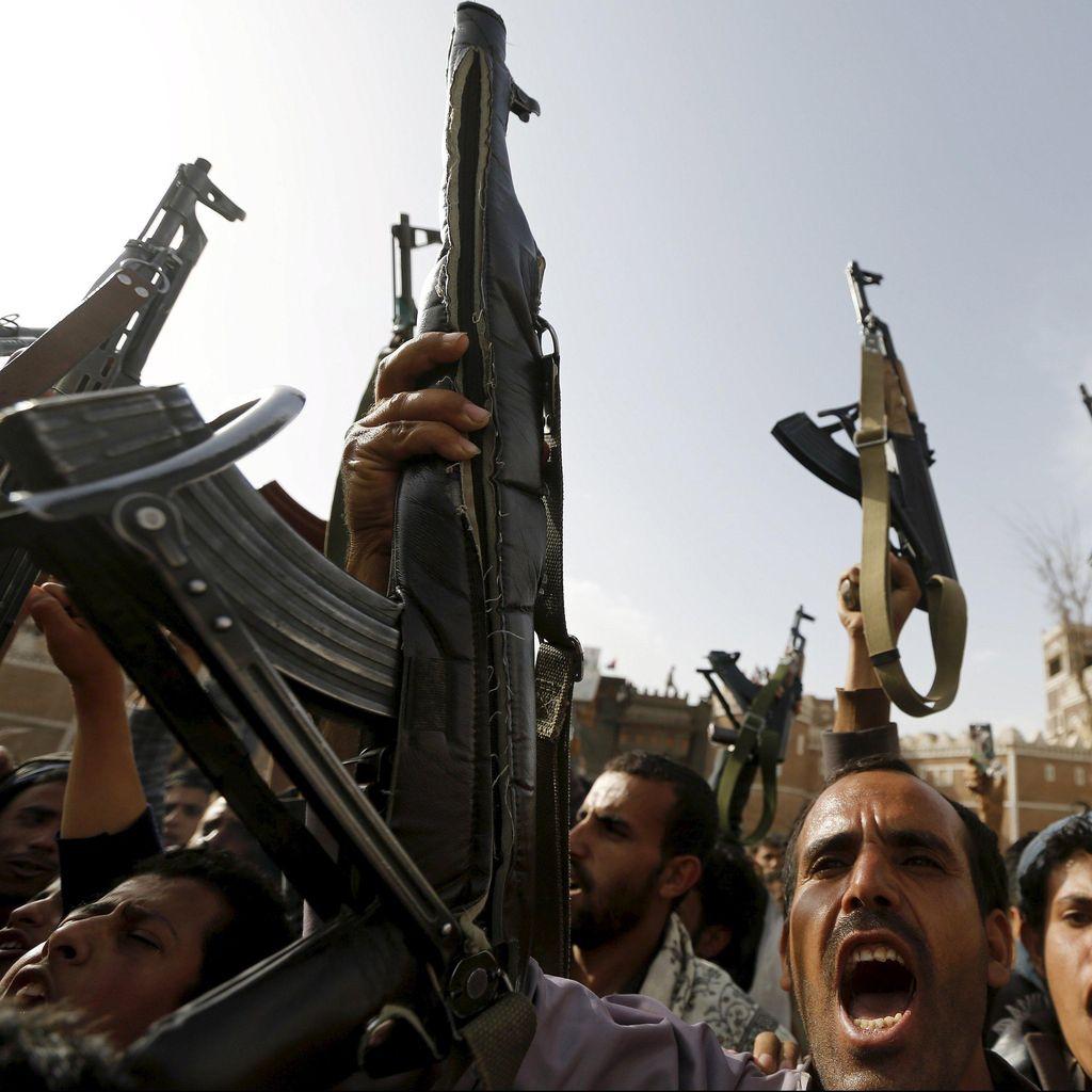 Pesta Pernikahan di Yaman Dibombardir, 13 Orang Tewas