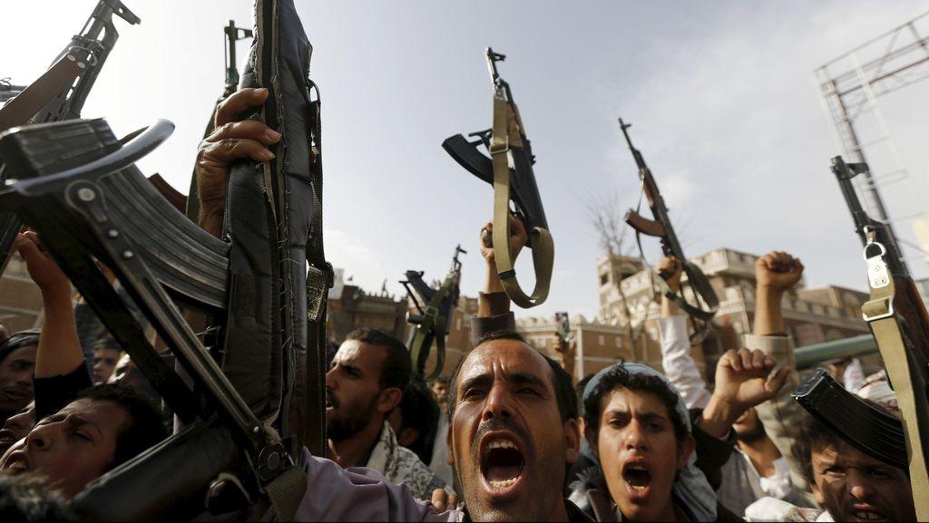 15 Tentara Arab Saudi Tewas dalam Pertempuran Melawan Pemberontak Houthi