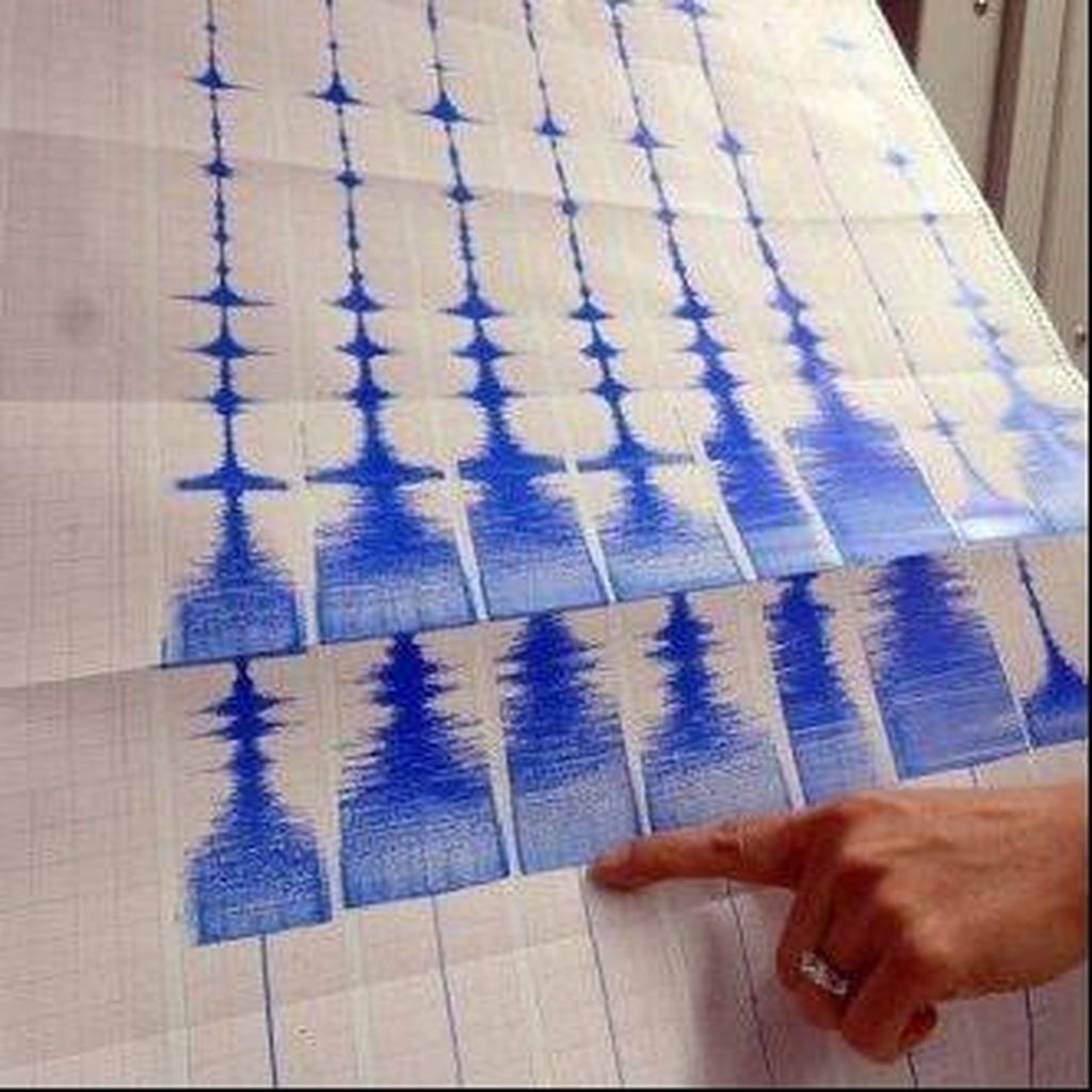 Gempa 5,6 SR, Warga di Pandeglang Pilih Menunggu di Luar Rumah
