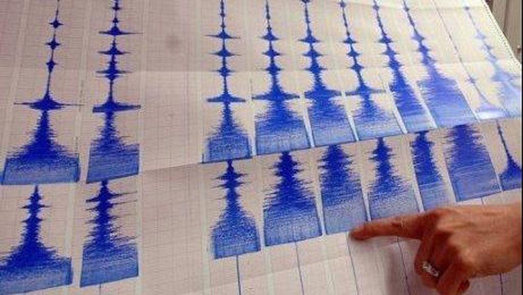 Gempa 5,0 SR Guncang Cianjur Jawa Barat